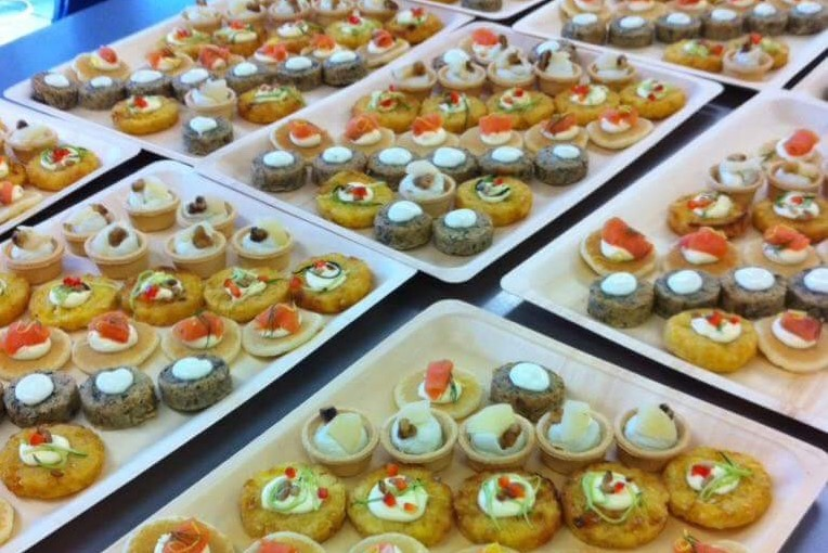 Photo of Wedding Finger Food